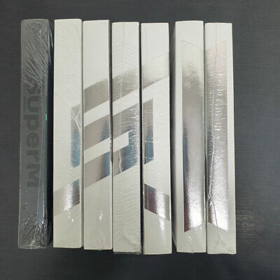 SUPERM - SUPERM 1st Mini Album CD+PhotoBook+PhotoCard+MiniBook+Folded Poster