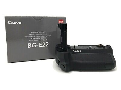 Canon BG-E22 Battery Grip for EOS R - UK NEXT DAY DELIVERY