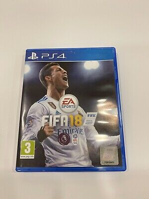 EA Sports FIFA 18 Standard Edition PS4