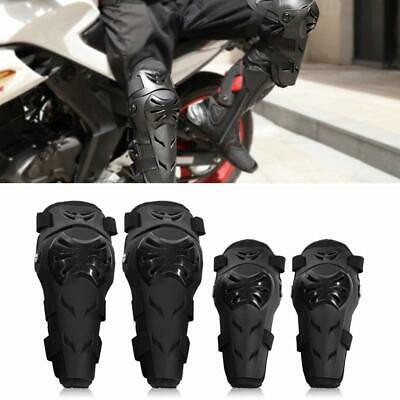 Ginocchiere moto gomitiere per 4pcs high-impact pads proteggere