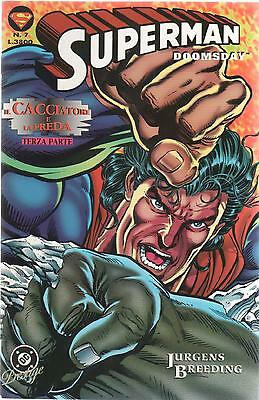 Dc Prestige N.7 Superman Doomsday Play Press