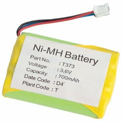 Gp battery cordless phone batteria ricaricabile nimh t373 beacom 6000