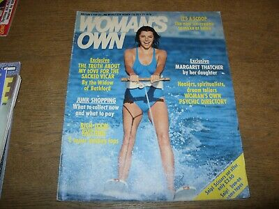 WOMANS OWN Magazine (July 7th 1979)