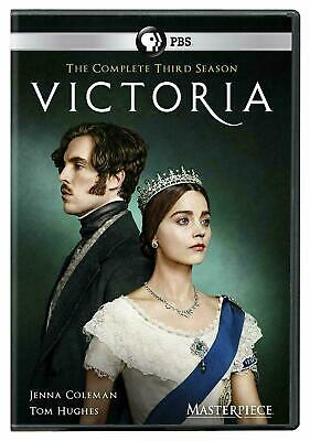 Victoria: The Complete Third Season (Masterpiece) [New DVD] 3 Pack