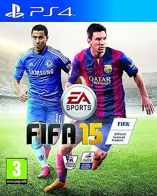 FIFA 15 - Electronic Arts - EA Sports (Sony PlayStation 4, PS4)
