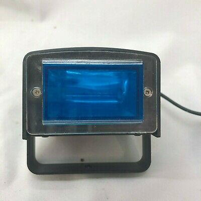 Halloween Mini Strobe Light With Bracket / & Blue Screen For Hanging. #0911750