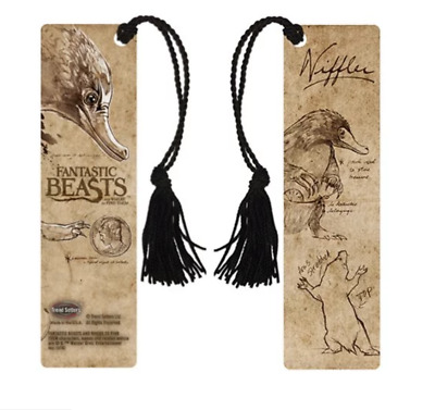 Harry Potter Fantastic Beasts and Where to Find Them Niffler Notes Bookmark