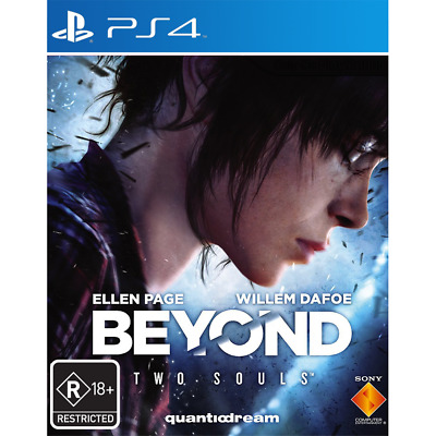 Beyond Two Souls PS4 Playstation 4 Game - Disc Only Beyond: 2 souls
