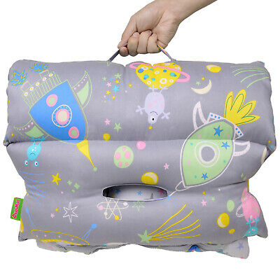Stroller Wagon Anti Allergy Double-sided Waterproof Thick Mat Cushion 100 Cotton