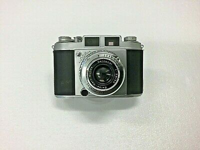 BALDA Super Baldina 35mm Vintage Camera c. 1950's