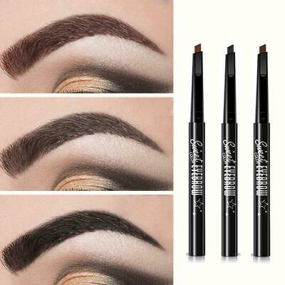 easy to remove makeup pencil Natural eyebrow stereo Waterproof eyebrow penc J0M0