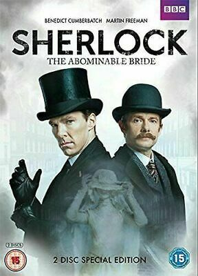 Sherlock The Abominable Bride DVD New & Sealed