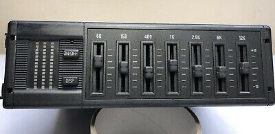 Vintage Ford 7 Band Graphic Equalizer For Ford Car Stereo