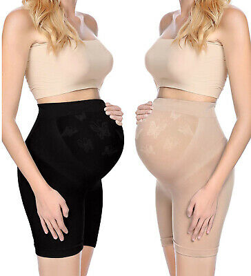 Maternity Shapewear Pregnancy Panties for Dresses Thigh Belly Support Underwear