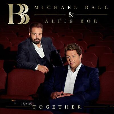 Michael Ball And Alfie Boe Together CD Album New & Sealed