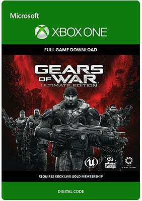 Gears of War: Ultimate Edition Xbox One - Digital Code