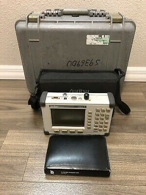 Anritsu S331D Master Cable and Antenna Analyzer