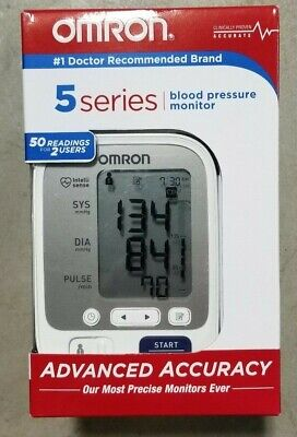 Omron 5 Series Blood Pressure Monitor New-In-Box
