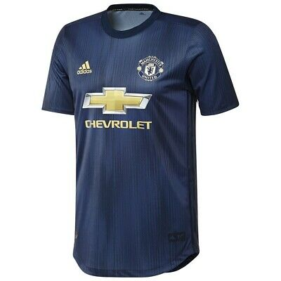 Adidas Manchester United FC MUFC Parley Soccer Jersey 2018 Season Size XL