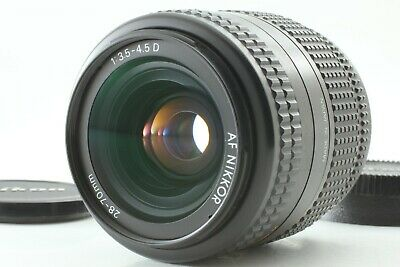 🔹N MINT++🔹 Nikon NIKKOR 28-70mm f/3.5-4.5 D AF Zoom Lens from Japan