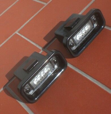 Mercedes G Ge Gd Led Kennzeichenleuchte W463 W 463 Rear Led License Plate Light