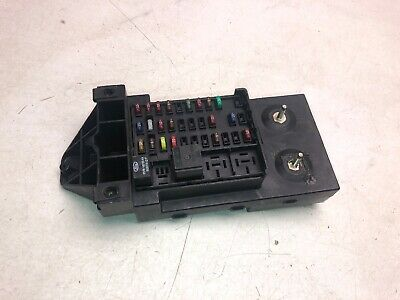 99-01 Ford F-250 350 450 550 Excursion Super Duty Fuse Box F81B-14A067-EG Z357