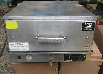 Commercial Hold & Serve Drawer Warmer Winston HB35D1GE CVAP Exc Pre-owned