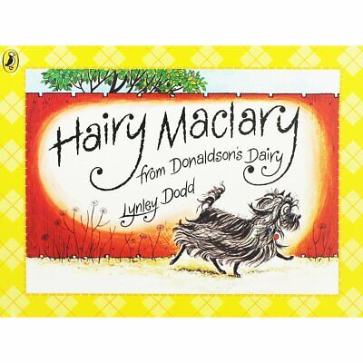 Hairy Maclary from Donaldson's Dairy (Hairy Maclary and Friends), Dodd, Lynley,