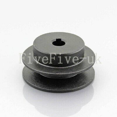A Type Pulley V Groove Bore 10-15mm OD 50mm for A Belt Motor
