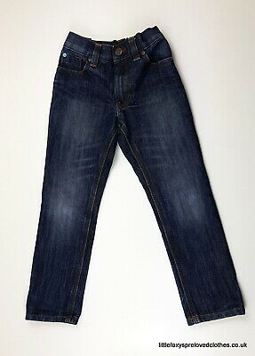5 year Next boys jeans straight denim trousers