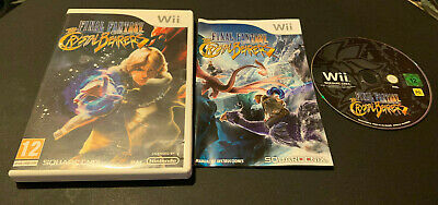 Final Fantasy Chronicles The Crystal Bearers WII PAL ESPAÑOL