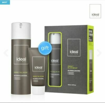 ideal FOR MEN – Perfect All In One Set – K-Beauty