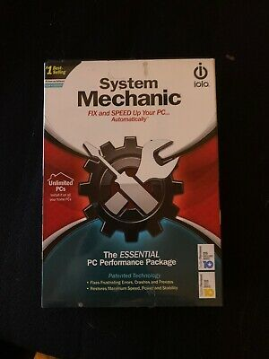 iolo System Mechanic PC - Dvd