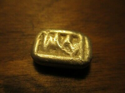 Viking Hack Silver loaf Anglo Saxon 925 sterling hacksilver