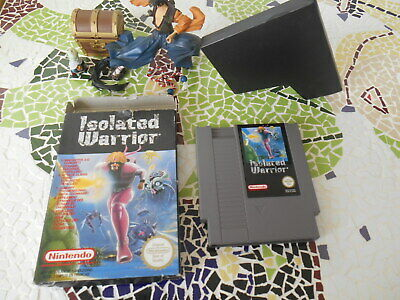 -- ISOLATED  WARRIOR  cOmplet  - NES - W6 - FAH  -    NintendO  Nes  - 1991  -*-