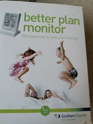 Southern Electric Better Plan Monitor. Save Energy New