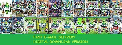 The Sims 3 Full Collection | Digital Download Account | Windows | Multilanguage