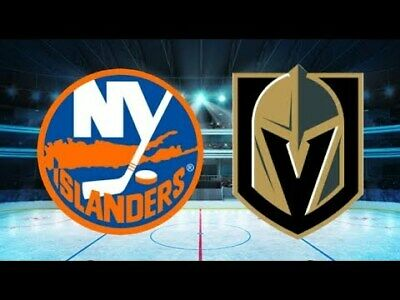 *(2)Tickets Sec 209 Row B Vegas Golden Knights VS New York Islanders 2/15/20*
