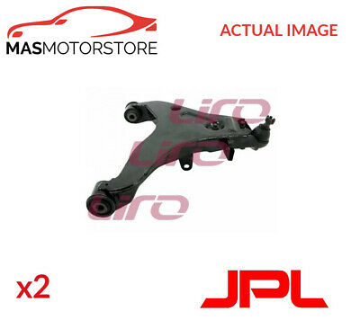 2x JPL FRONT LH RH TRACK CONTROL ARM PAIR ZWG-TY-038 L NEW OE REPLACEMENT
