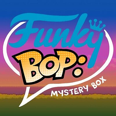 Funko Pop! Mystery Box - Chase + Grails + Exclusives + Commons