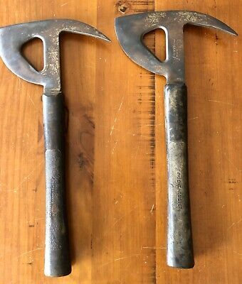 Axes WWII Collectors Pair Air Ministry & War Department Vintage Spitfire Bomber