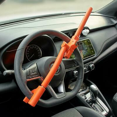 Aluminum Car Steering Wheel Lock Dourable Hook High Security & Safety Hammer