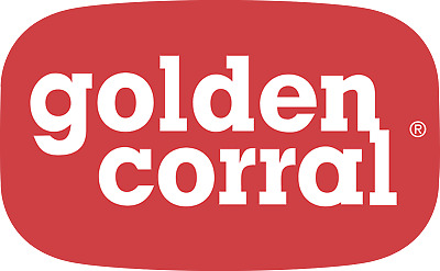 Golden Corral Gift Cards X2/ $25, READ LISTING *DIGITAL ITEM**NO PHYSICAL COPY*