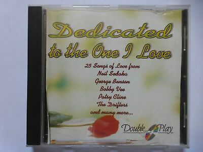 Cd Albums - Dedicated To The One I Love - Various Artists