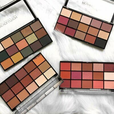 Paletas / Palette Reloaded De Makeup Revolution