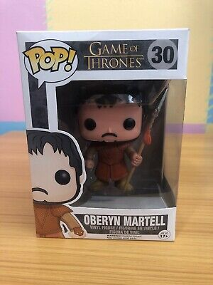 Oberyn Martell Game of Thrones Funko Pop - Vaulted Rare