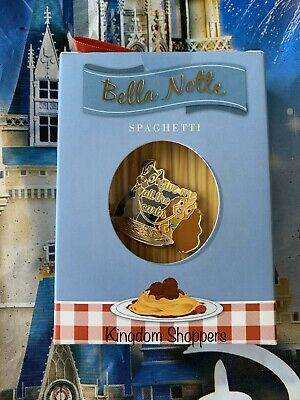 2019 Disney Parks Holiday Gifting Limited Release Pin 2019 Lady And The Tramp
