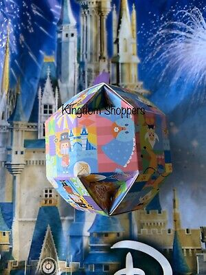 2019 Disney Parks Holiday Gifting Limited Release Pin Its A Small World Ornament