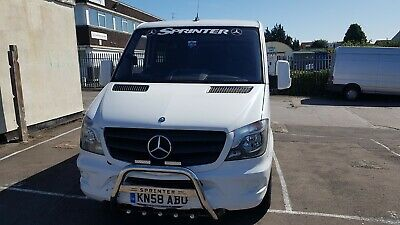Mercedes sprinter 311 MWB LOW ROOF