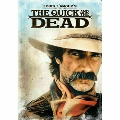 The Quick and the Dead [DVD] New and Sealed!